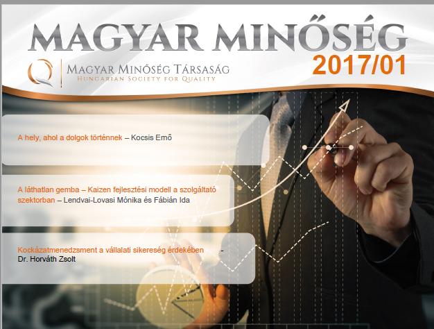 Magyar Minőség 2017. januári száma címlap