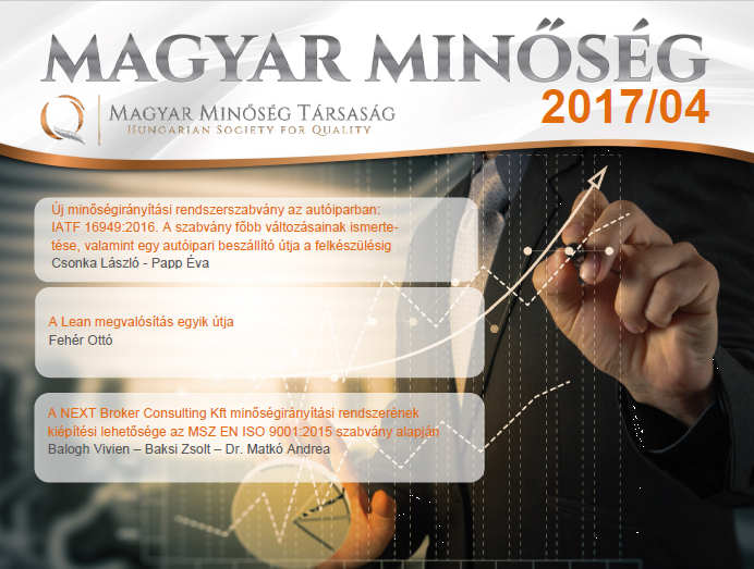 Magyar Minőség 2017. április borító