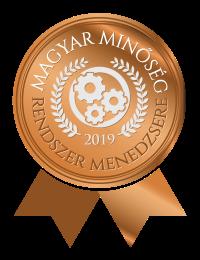 Magyar minőség rendszermenedzser díj