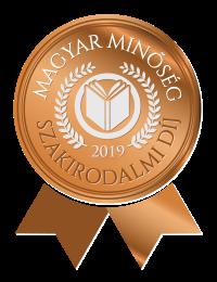 Magyar Minőség szakirodalmi díj 2019